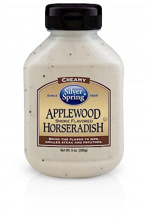Silver Spring Horseradish Applewood Smoke Flavored