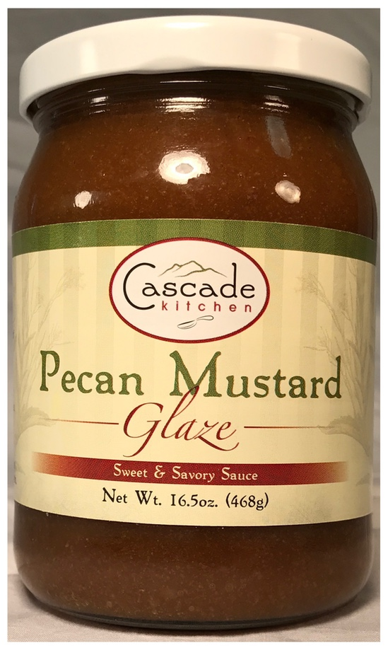 Cascade Kitchen: Pecan Mustard Glaze