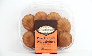Donsuemor Madeleines Pumpkin Spice