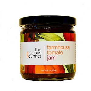 The Gracious Gourmet Farmhouse Jam Farmhouse Tomato
