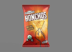 Deep River Snacks  HONCHOS™ Tortilla Chips