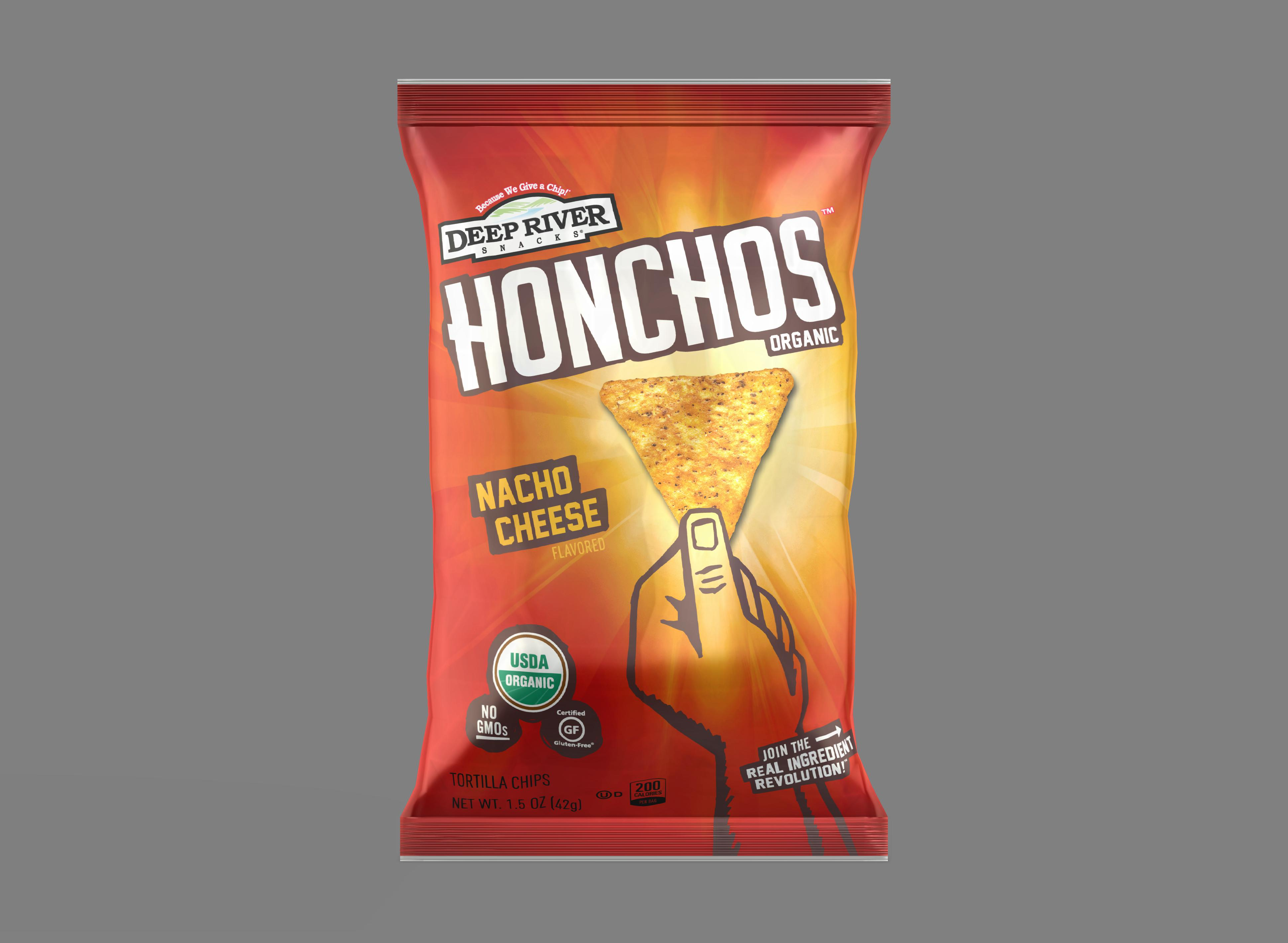 Deep River Snacks  HONCHOS™ Tortilla Chips