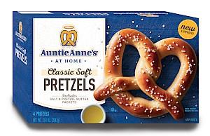 Auntie Anne's Soft Pretzels Classic