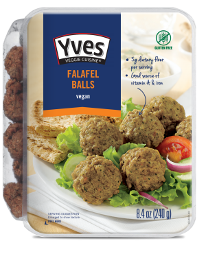 Yves Veggie Cuisine Falafel Balls
