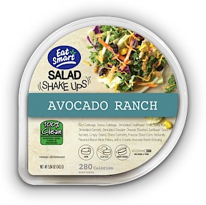 Eat Smart Salad Shake Ups Avocado Ranch