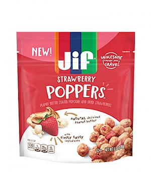 Jif Poppers Strawberry